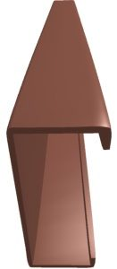Cee Purlin Product Fce P003 Component Front Angle Red Oxide