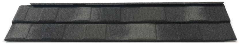 Decra Shingle Xd Product Dshngxd P003 Panel Front Angle