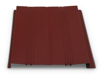 Steel Soffit Product So P003 Panel Front Angle