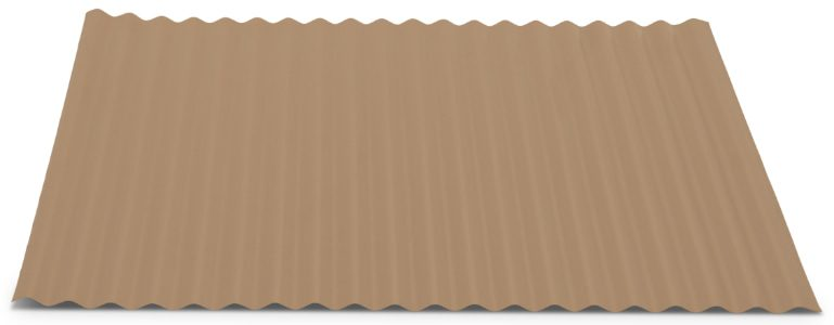 1 25 Corrugated Product C1 P003 Panel Front Angle