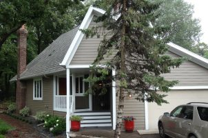 Edco Traditional Lap Siding Gallery E2 L006 Sapphire Prism