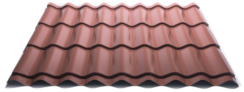 Stile Spanish Tile Product Stile P003 Panel Front Angle