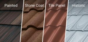 Metal Roof Decorative Category Types