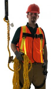 Metal Roof Safety Gear