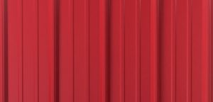 Bright Red / Patriot Red Metal Roofing Panel