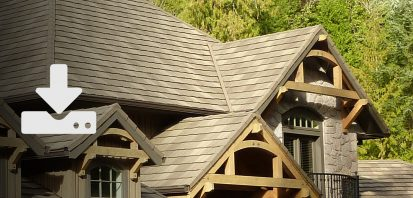 Metal Shake Roofing - Tech Sheets & Literature Downloads