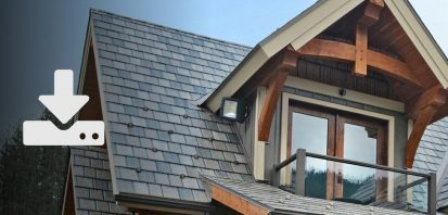 Metal Slate Roofing - Tech Sheets & Literature Downloads