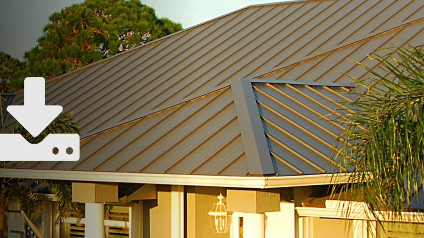 Standing Seam Panel Tech Sheets And Literature Downloads
