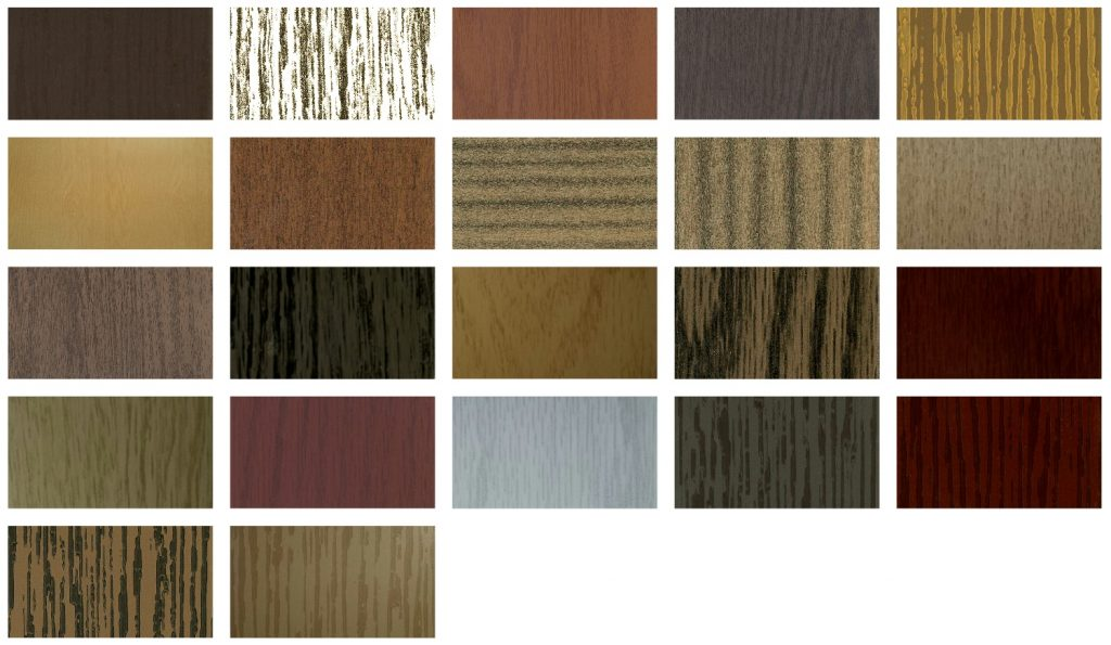 Wood Look Metal Roofing Finishes
